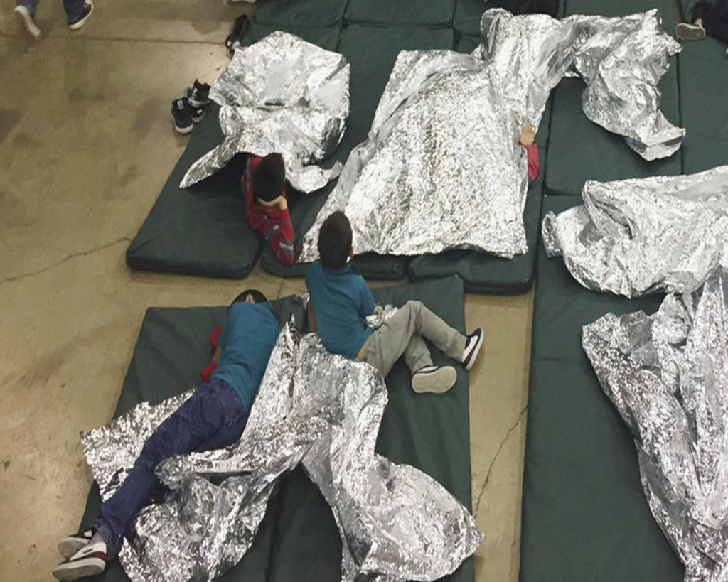 Migrant Parents in USA prefer Detention over Children's Release