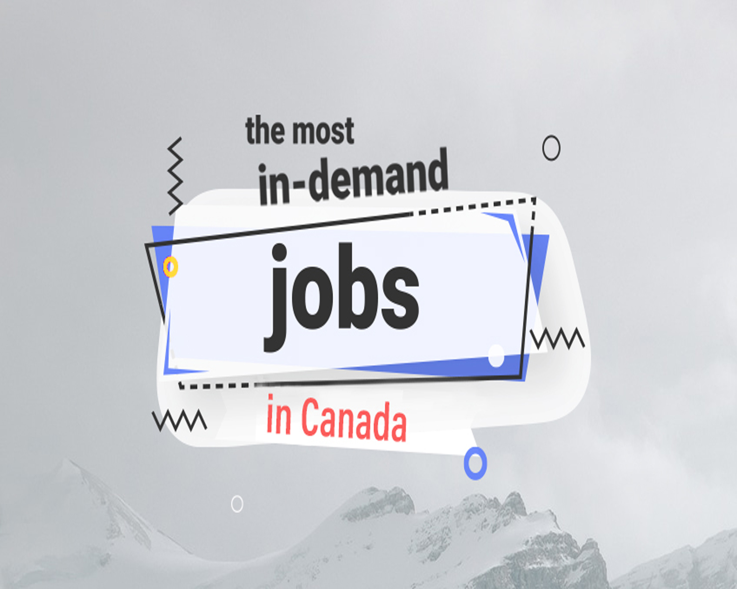 Workers of 10 Occupations in Foreign get quick access to Jobs in Canada