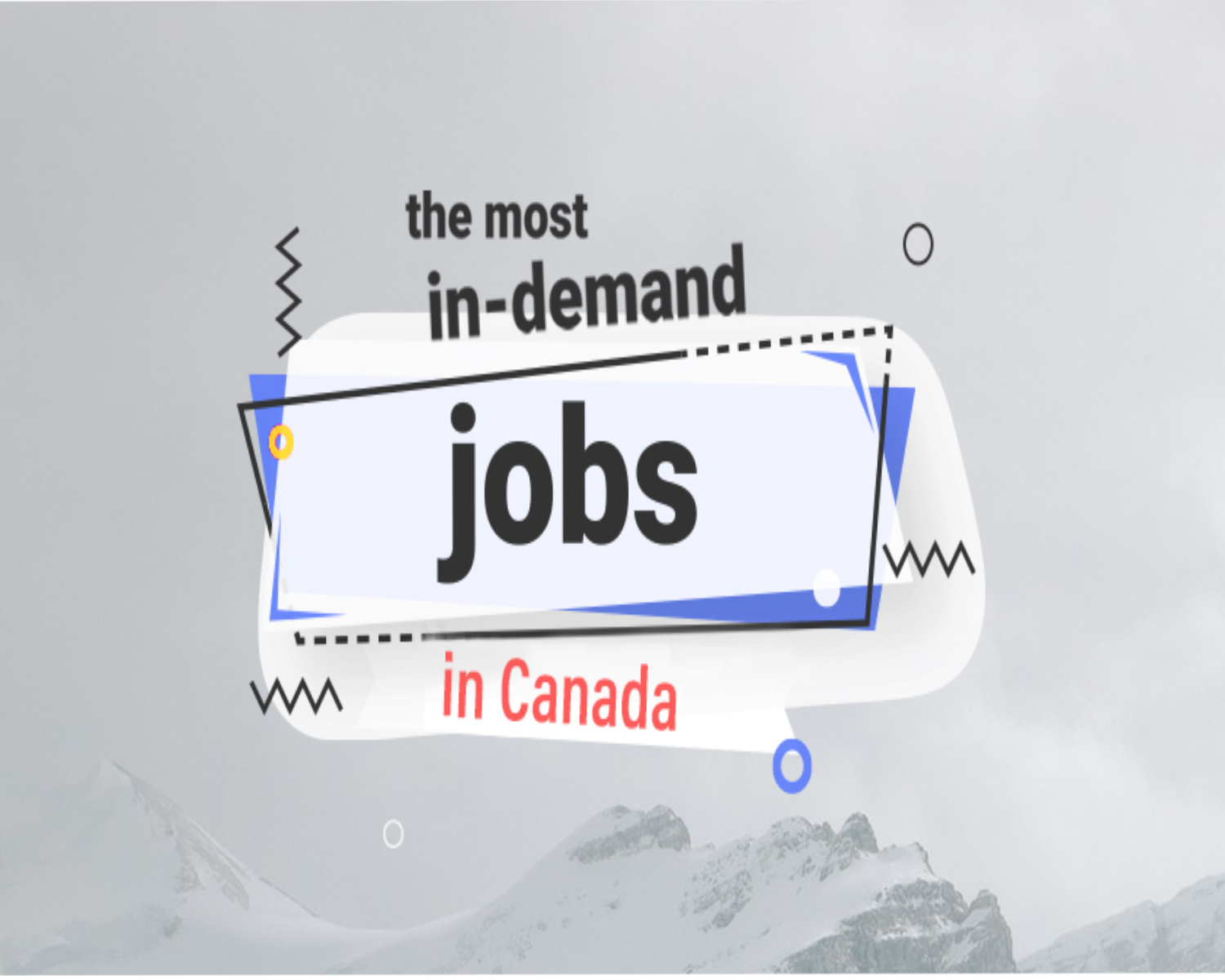 Top Most Careers in Canada and Changing Trends 2020