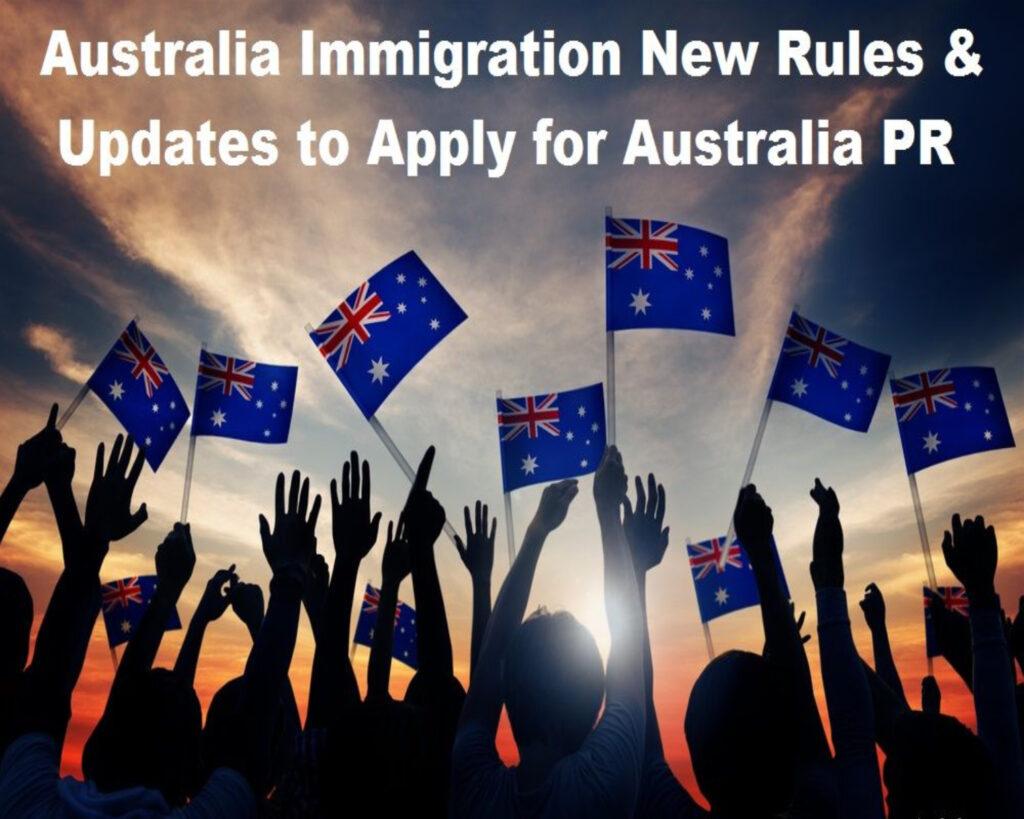 Australian Government Reforms Visa Rule