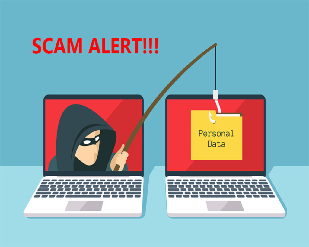 Stay alert of common COVID-19 scams