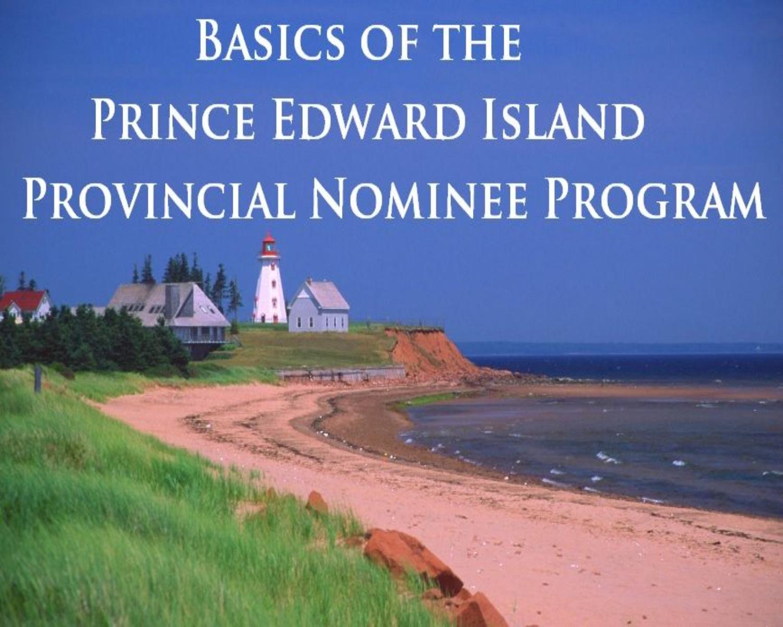 Immigration to Prince Edward Island