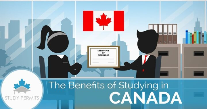 5 Reasons For Studying In Canada