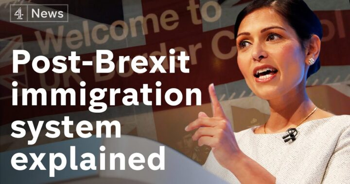 Changes In UK Immigration System Post Brexit: Guide To New Point-based System