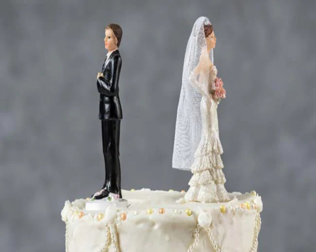 When is the Immigration status affected by divorce or separation?