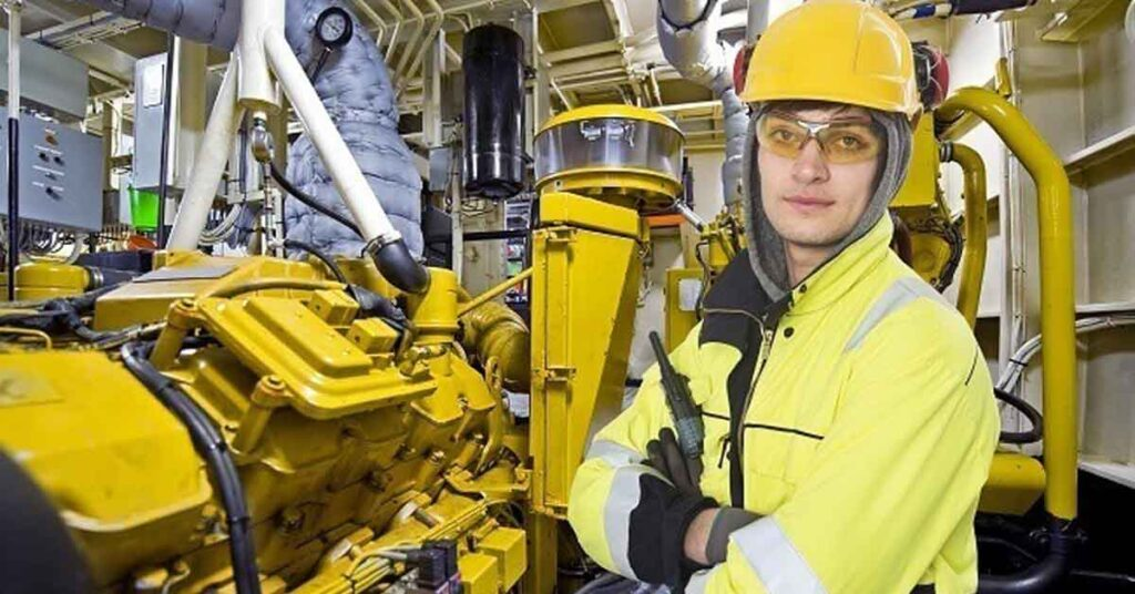 Working as Marine Engineers in Canada