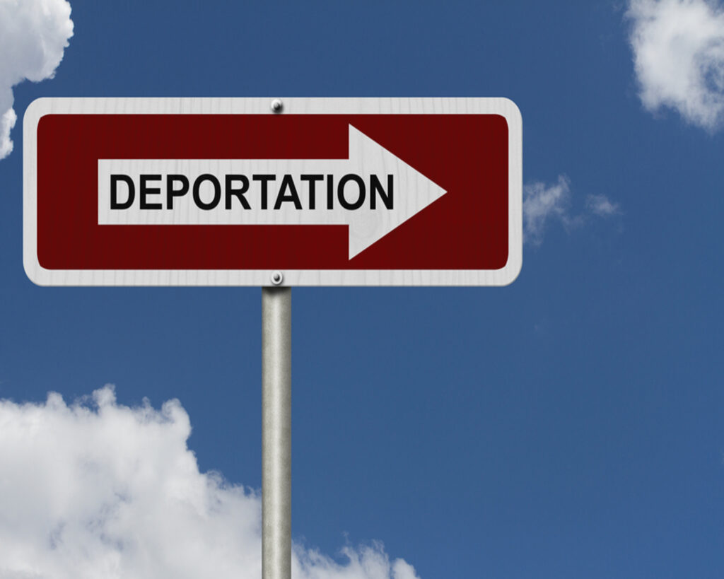 Serious Crimes that could get Permanent Residents Deported