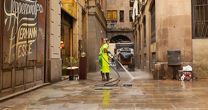 Increase in demand for cleaners in the residential and commercial cleaning sector