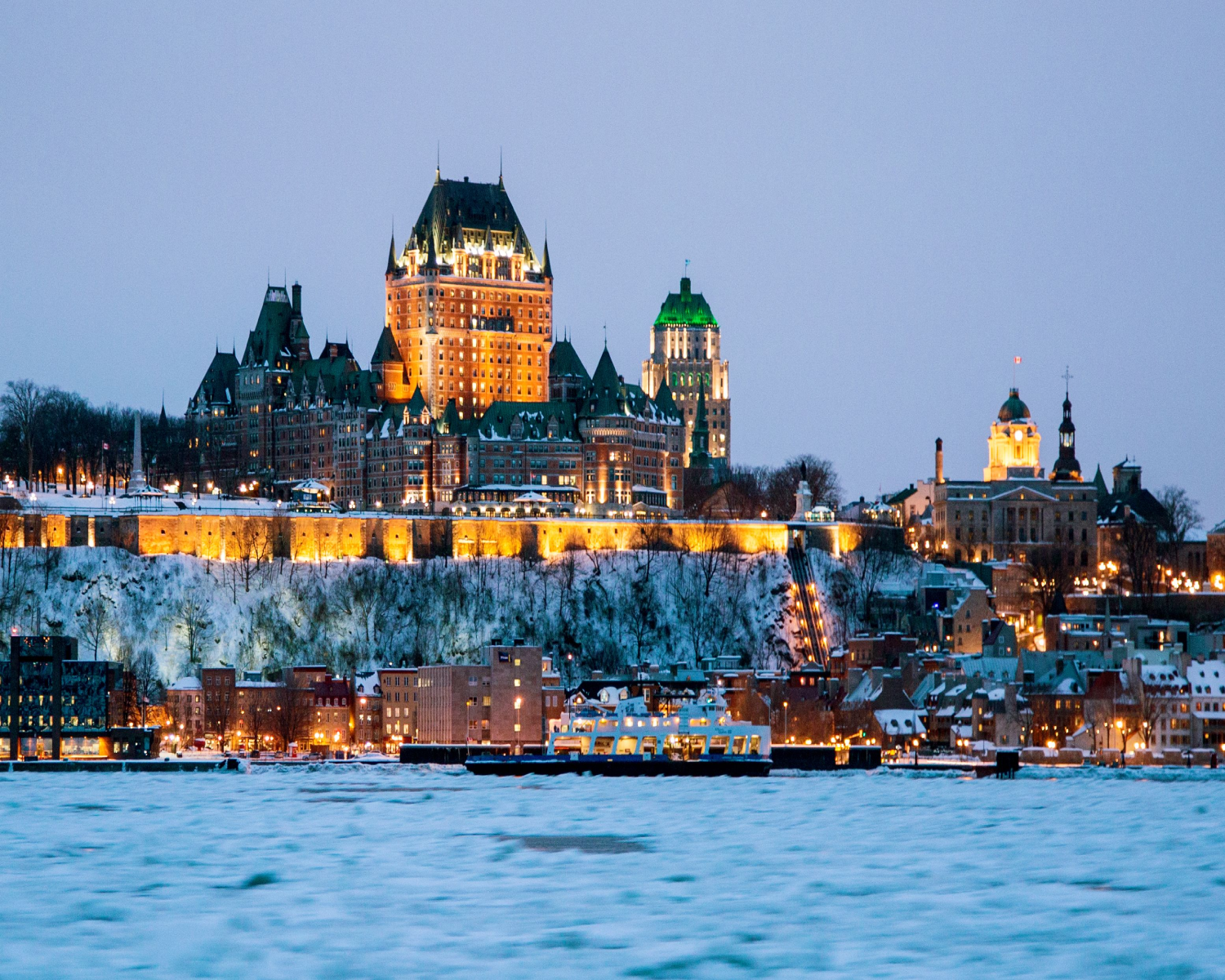 Top 5 Places to Visit in Canada?