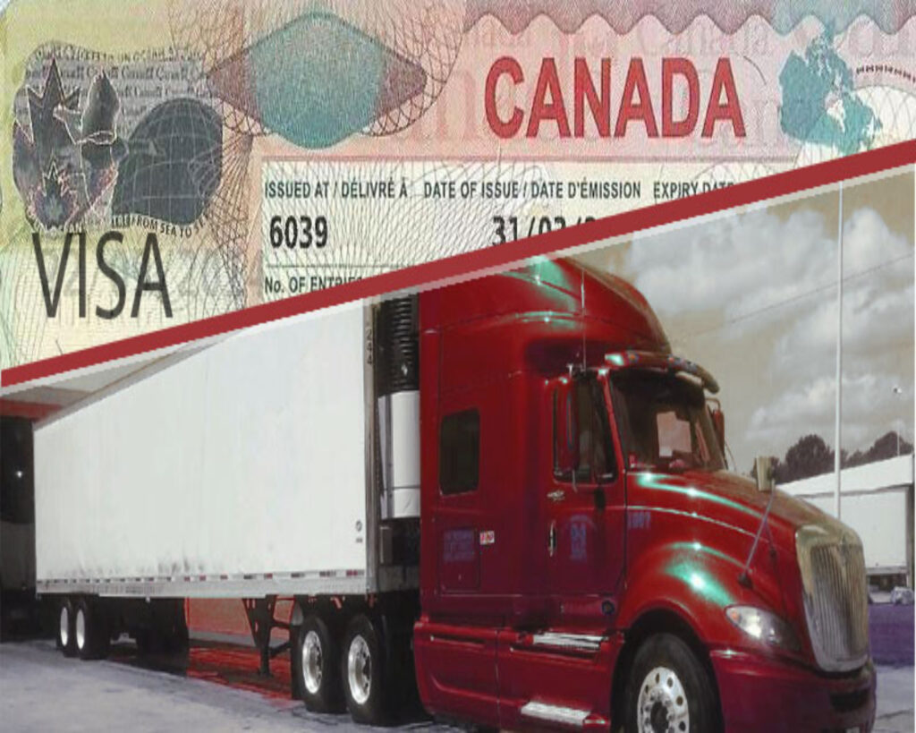 1Truck Driver in Canada