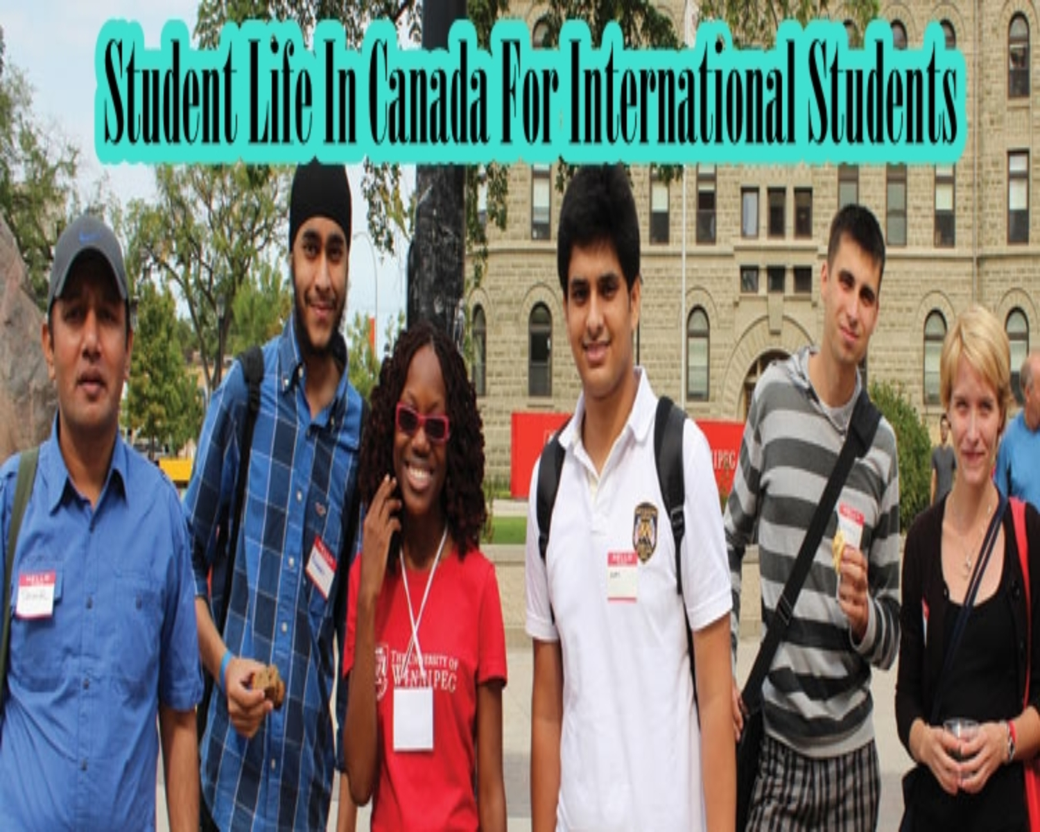 life as a student in Canada