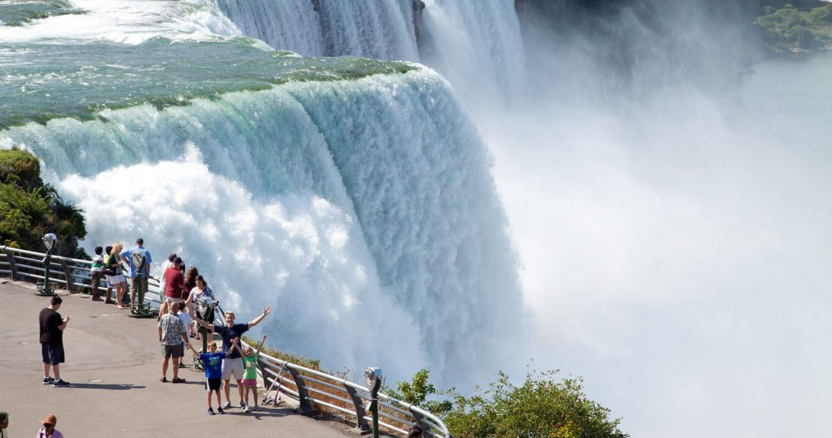 Niagara Falls-Natural Wonders in Canada