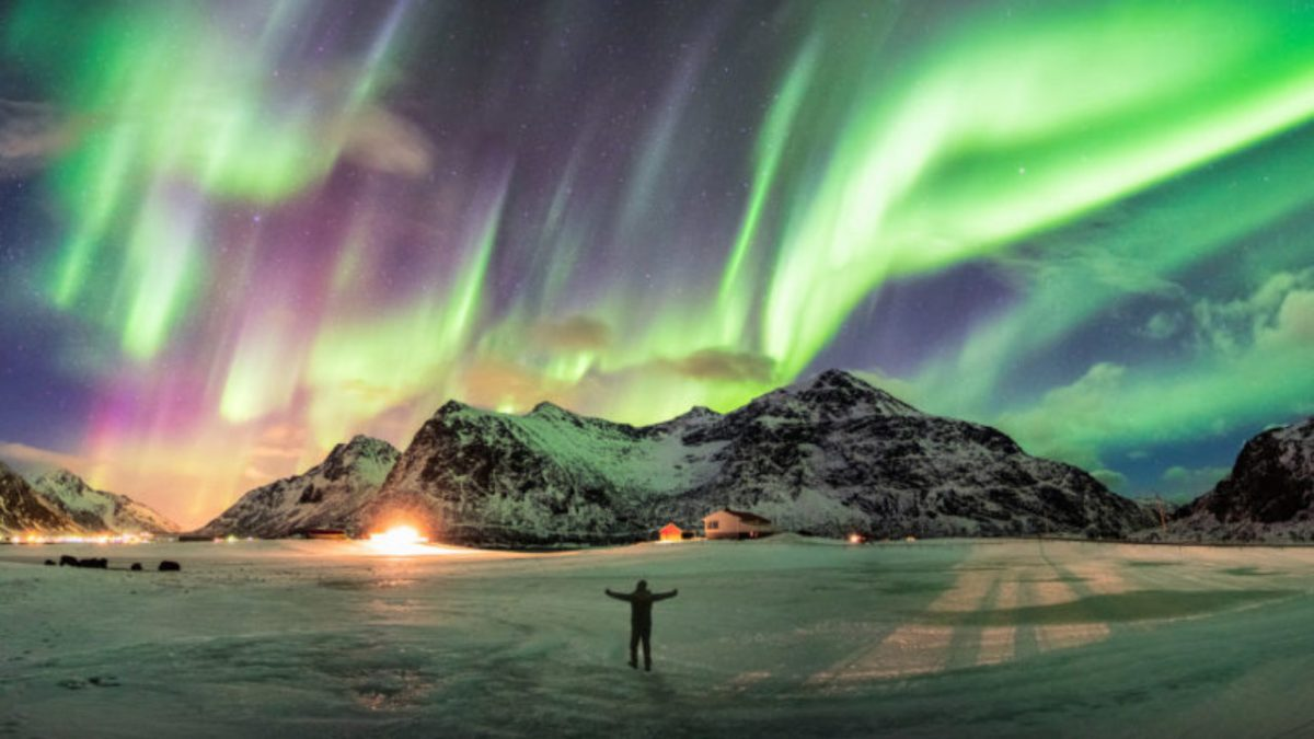 The Northern Lights-Nature Wonders in Canada