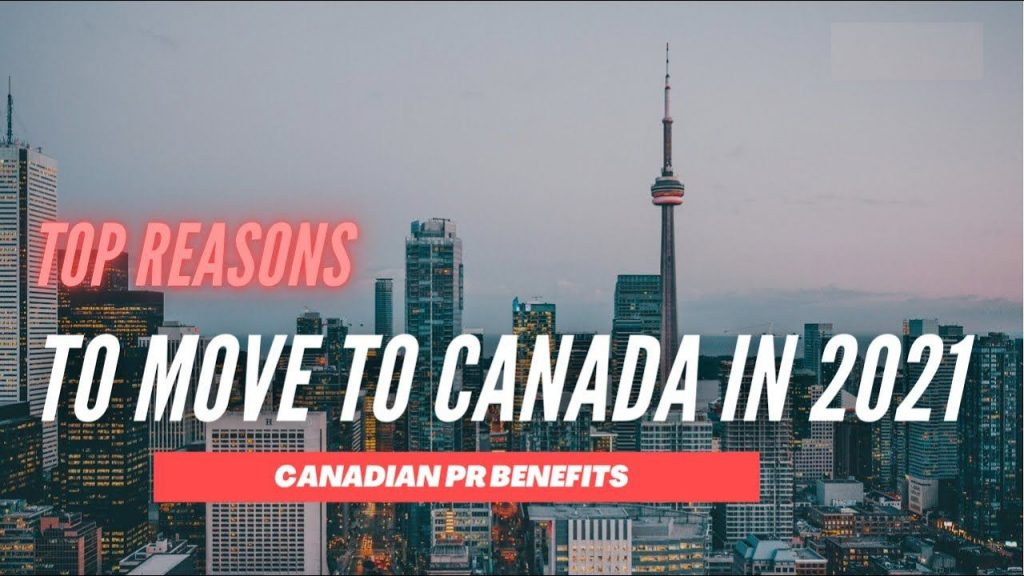 Moving to Canada in 2021