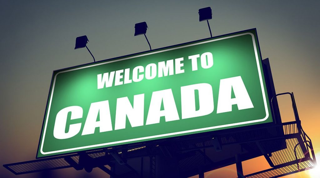 Moving to America from Canada