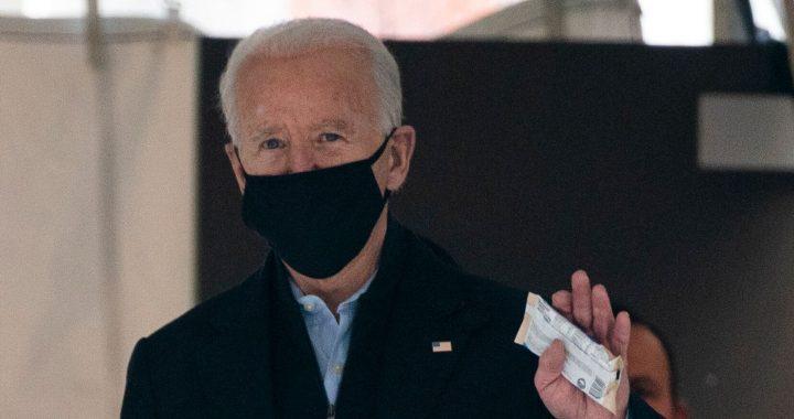 Joe Biden for 8 year citizenship