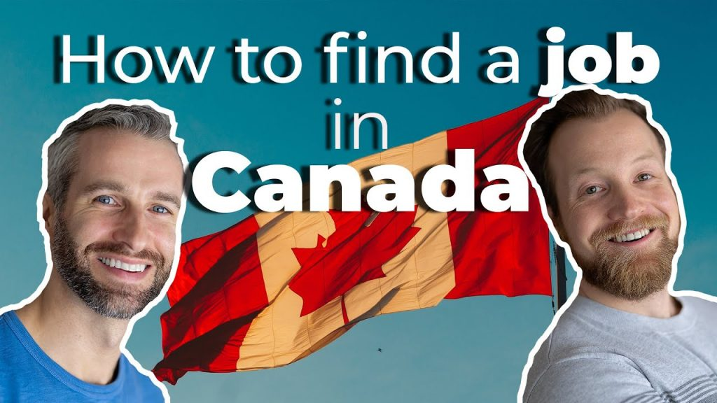 How to Find Job in Canada