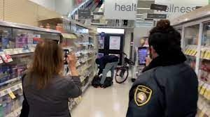 Stealing from a Store