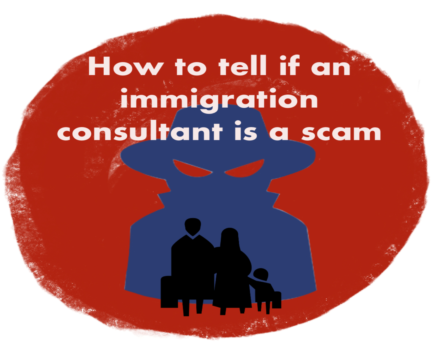 scams by immigration consultants